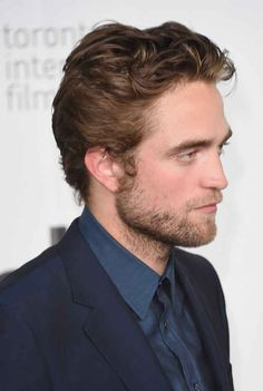 And this is Robert Pattinson's jaw.