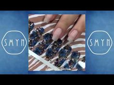 146 Nail Art Tutorial Compilation Videos Part 60 @blackqueennailsdesign ...