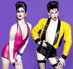 Violet Chachki / Drag Queen / RuPaul's Drag Race
