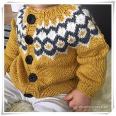 Sweater Cardigan, Men Sweater, Drops Design, Baby Knitting Patterns, Knitting Projects, Lana, Knit Crochet, Pullover, Children