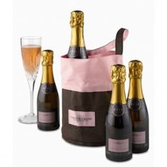 Four Quarter Rosé In Cooler 21st Birthday Gifts, Birthday Ideas, Hen Party Gifts, Four, Bachelorette Gifts