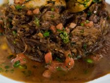 There has been an upswing in demand for oxtail as people rediscover and discover its pleasures. It has to be cooked long and slow, resulting in a thickened Braised Oxtail, Irish Beef, Jambalaya, Gumbo, Beef Recipes, Ireland, Dishes, Cooking, Food