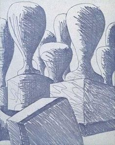 Tony Cragg, Suburbs (Softground Series) I, 1990, etching with aquatint
