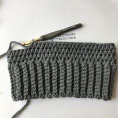 Very Beautiful 😍 - Crochet Free Pattern - Cowl Free Knitting Pattern Baby Knitting Patterns, Crochet Blanket Patterns, Free Knitting, Beginner Knitting Projects, Knitting For Beginners, Crochet Motifs, Crochet Hats, Free Crochet, Knitted Hats