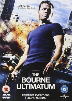 The Bourne Ultimatum [DVD] [2007]: Amazon.co.uk: Matt Damon, Paul Greengrass: DVD & Blu-ray