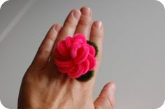 pipe cleaner ring craft