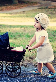 Walking dolly!