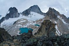The Bugaboos. Bugaboo Provincial Park BC Canada (just west of Banff National Park)