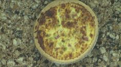 Healthier Ham and Cheese Quiche Tuesday, April 28, 2015