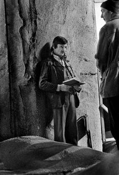 Filming of Stalker, 1979