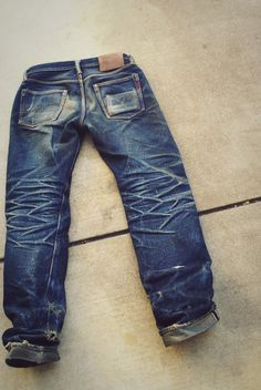 "thedenimdouche: ""Iron Heart Denim """