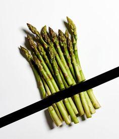 DEVIDED Asparagus Still Life