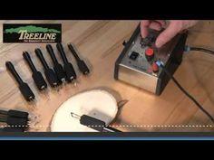 Razertip Wood Burning Basics from TreelineUSA.com - YouTube