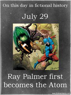 On This Date in Fictional History Comic Book Characters, Comic Character, Comic Books Art, Comic Art, Superhero Facts, Superhero Ideas, Batman Vs Superman, Detective Comics, Dc Heroes