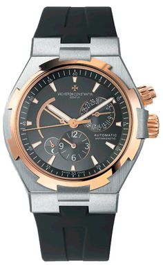 "Швейцарские часы мужские - 47450/000M-9644 Vacheron Constantin часы Dual Time ""Boutiques Exclusive"" Limited Edition 150 - наручные часы золотые + сталь"