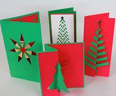 Znalezione obrazy dla zapytania christmas cards to make