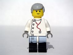 Dr. Jekyll de Lego.