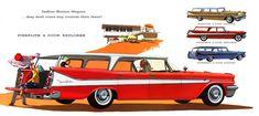 Plan59 :: Classic Station Wagons :: 1958 DeSoto Fireflite Explorer