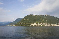 El lago de Como, Terragni, helados y amigos