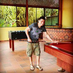 #travel #costarica billiards at la pradera