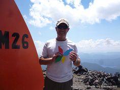 subiendo la montaña IV #Patagonia2013 Volcanoes