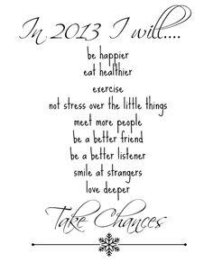 I will..