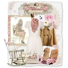 1000 images about shabby chic fashion on pinterest shabby chic fashion lace and gypsy bag - Shabby chic outfit ideas ...