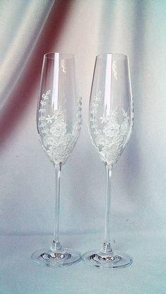 Svadobné poháre Fantázia