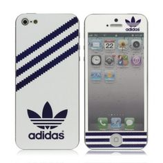 iPhone 5 Full Body Sticker skin - Adidas Sports #covermaniabe #iphone5 #sticker www.cover-mania.be