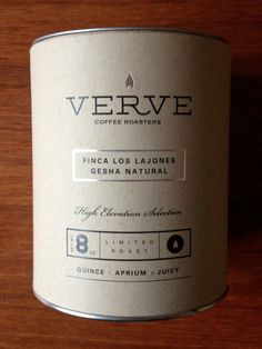 Verve research