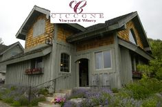 ciccone winery | Suttons Bay, Mich