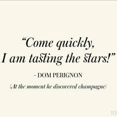 The 10 Best Quotes About Champagne  - #inspiration