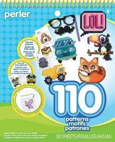 Amazon.com: Perler Beads Pattern Pad 3: Toys & Games
