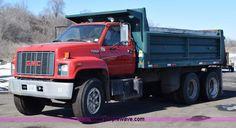 1994 GMC TopKick dump truck   Item J1972   SOLD! April 14 Ac...