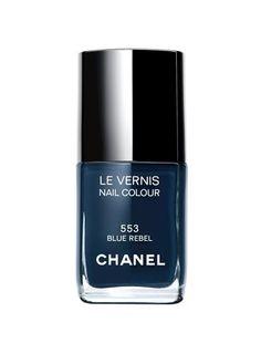 Vernis Chanel Blue Rebel
