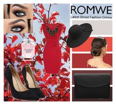 """""""Romwe II/2"""" by m-sisic ❤ liked on Polyvore featuring Victoria's Secret"""