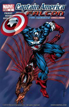 Falcon Marvel | the falcon 4 two americas part 4 captain america and the falcon ...