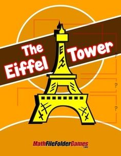 The Eiffel TowerMental math is great for working with measurements! Show students photos of the Eiffel Tower and ask them to use mental math to come up with some estimates for the Towers height. Write the measurements on the board.
