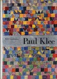 パウル・クレー Paul Klee Will Grohmann 1954年/Lund Humphries 英語版 カバー少傷み ¥5,250