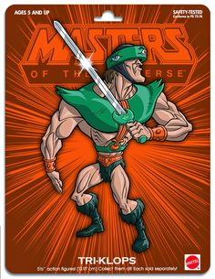 MINION FACTORY: Masters of the Universe: Evil Warriors!