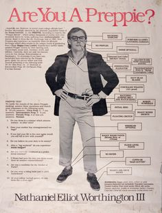 The Preppy Times: All That Prep.. i so remember this from the 80's