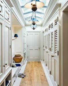 killer entryway hallway