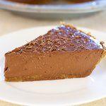 Chocolate Silken Tofu Pie Recipe