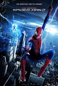 The Amazing Spider-Man 2 Review | TarskiBlog.com  #moviereviews #reviews #comics #marvelcomics #spiderman #peterparker #theamazingspiderman #geek #popculture
