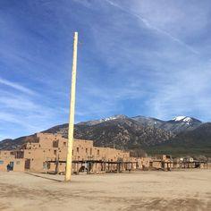 Victoria Series, Taos Pueblo, Geronimo, New Mexico, Cn Tower, Wind Turbine, Museum, Building
