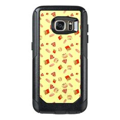 Burgers, Fries,Pizza and Hotdogs OtterBox Samsung Galaxy S7 Case