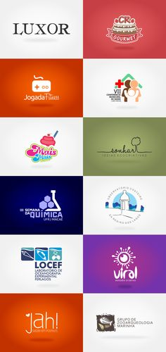 Logofólio / Logotypes on Behance