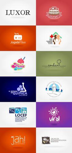 Logofólio / Logotypes on Behance