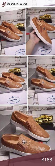 Prada men sneaker Not authentic Shoes Sneakers