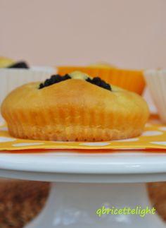 Miniplumcake alle more con Stevia